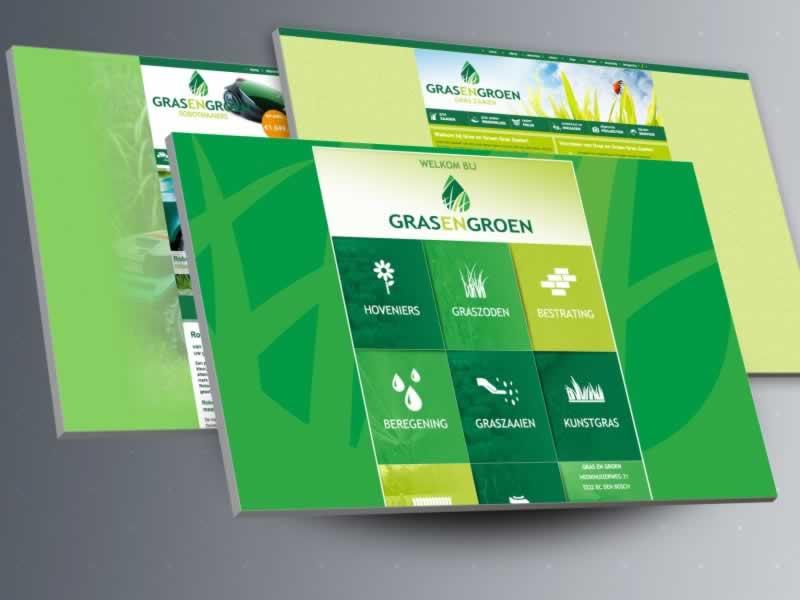Gras en Groen